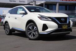 2021_Nissan_Murano_S_ Roseville CA