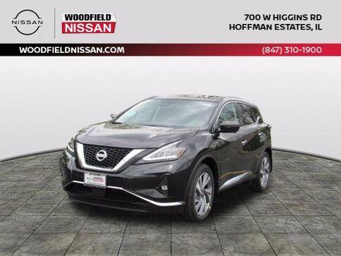 2021_Nissan_Murano_SL_ Hoffman Estates IL