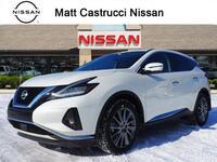 Nissan Murano SV 2021
