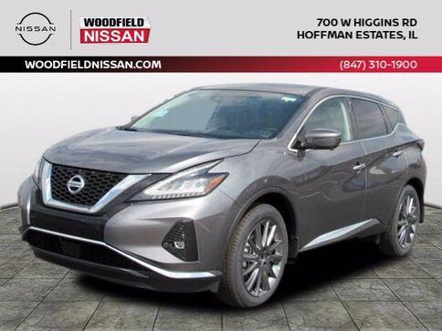 2021_Nissan_Murano_SV_ Hoffman Estates IL