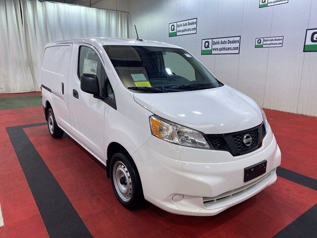 2021 Nissan NV200 Compact Cargo S Quincy MA
