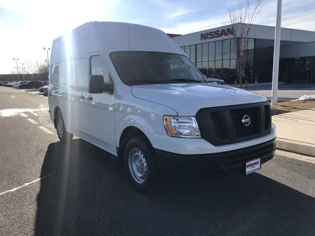 2021 Nissan NV2500 HD S White Marsh MD