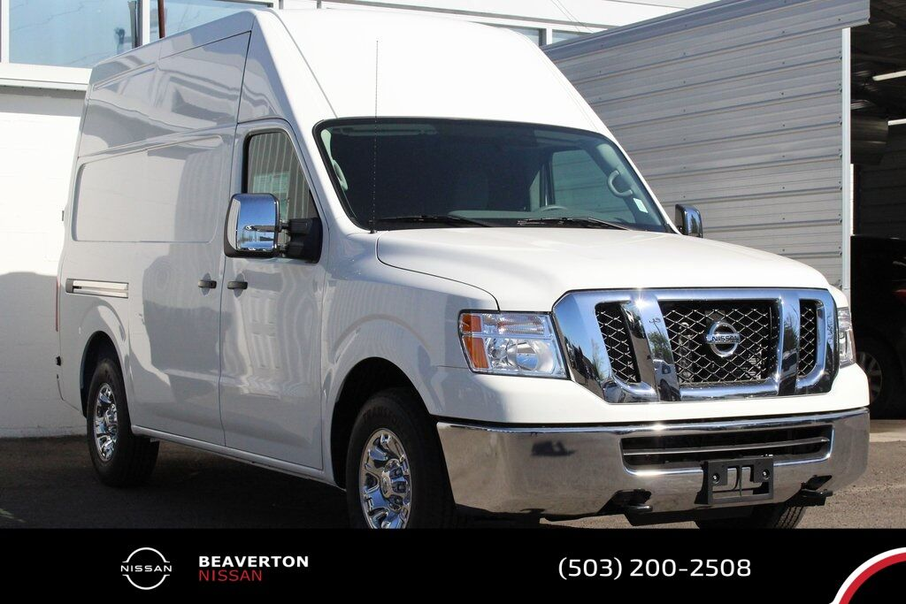 2021 Nissan NV2500 HD SV Portland OR