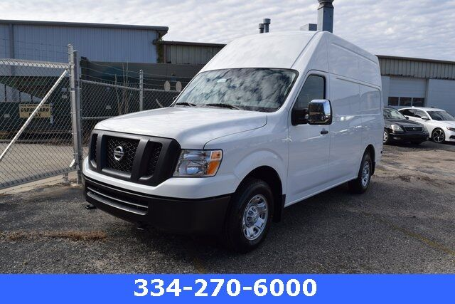 2021 Nissan NV2500 HD SV High Roof Montgomery AL