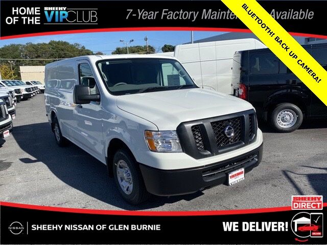2021 Nissan NV2500 HD SV Glen Burnie MD