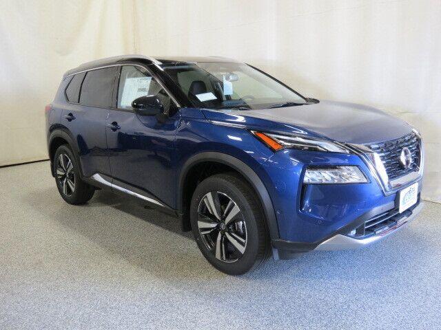 2021 Nissan Rogue AWD Platinum Eau Claire WI