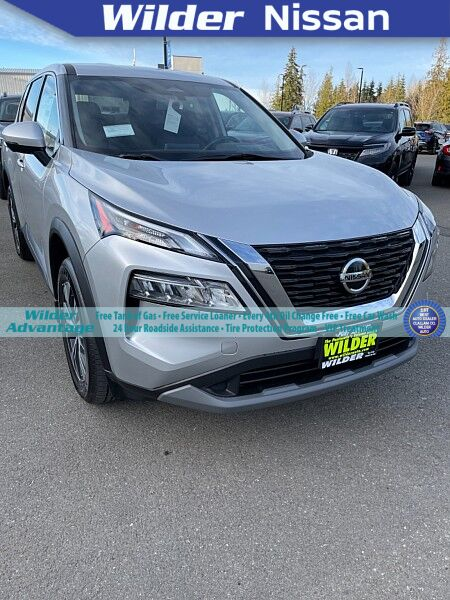 2021 Nissan Rogue AWD SV Port Angeles WA