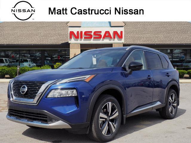 2021 Nissan Rogue Platinum Dayton OH