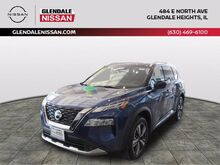 2021_Nissan_Rogue_Platinum_ Glendale Heights IL