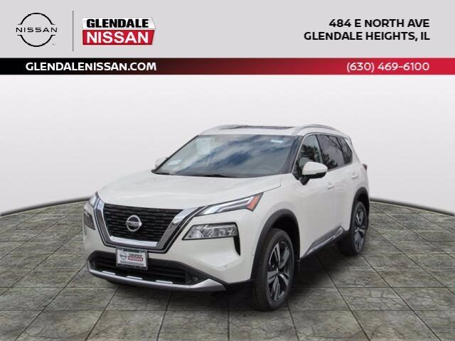 2021 Nissan Rogue Platinum Glendale Heights IL