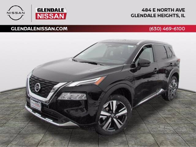 2021 Nissan Rogue Platinum Glendale Heights IL