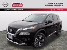 2021_Nissan_Rogue_Platinum_ Glendale Heights IL
