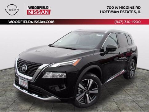 2021_Nissan_Rogue_Platinum_ Hoffman Estates IL