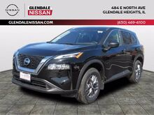 2021_Nissan_Rogue_S_ Glendale Heights IL