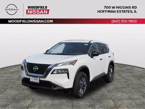2021_Nissan_Rogue_S_ Hoffman Estates IL