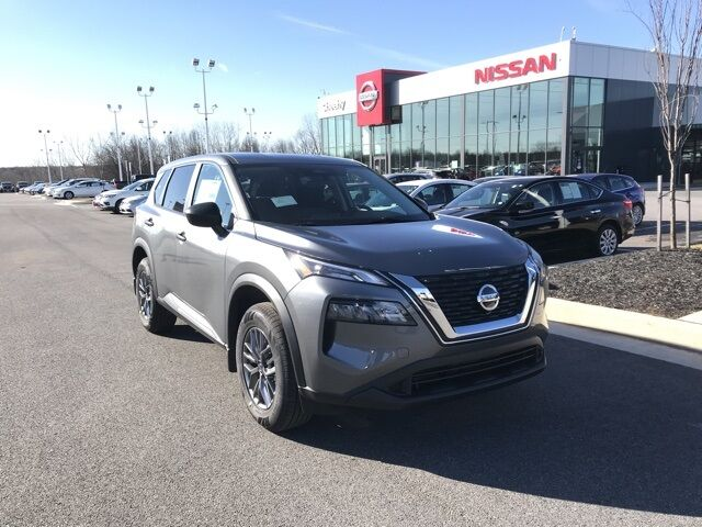 2021 Nissan Rogue S White Marsh MD