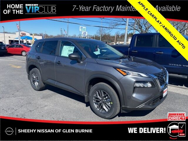 2021 Nissan Rogue S Glen Burnie MD