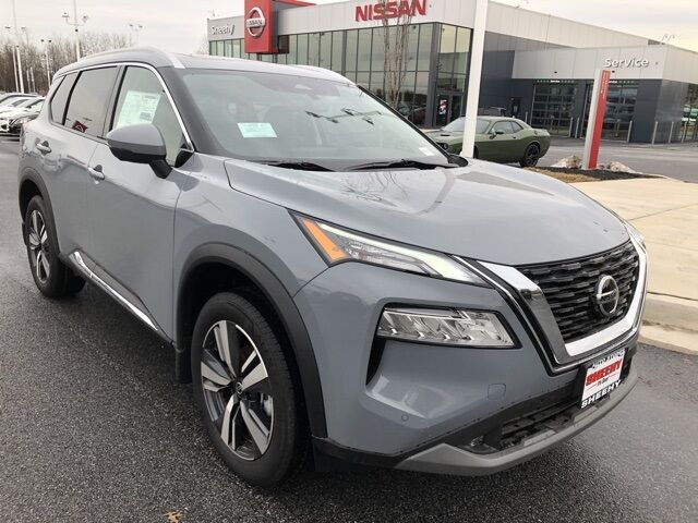 2021 Nissan Rogue SL White Marsh MD