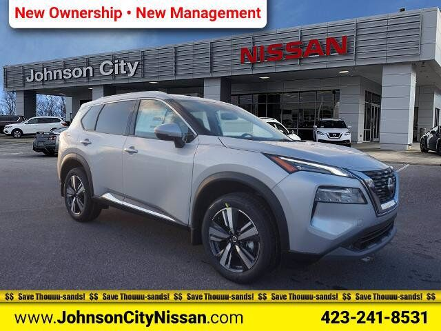 2021 Nissan Rogue SL Johnson City TN
