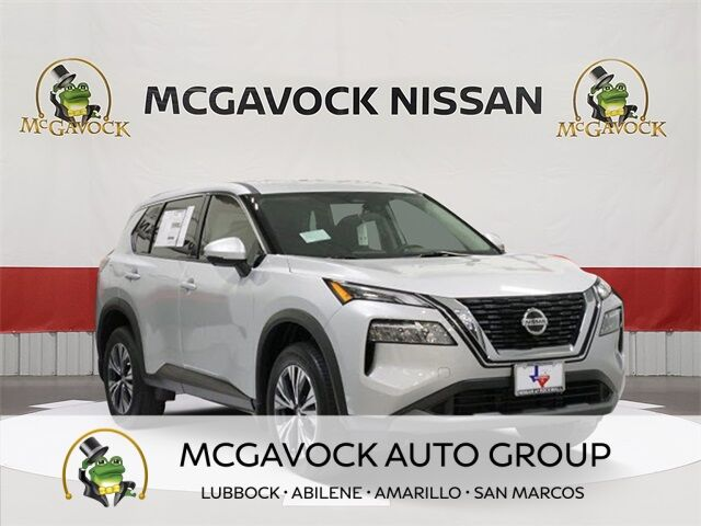 2021 Nissan Rogue SV Lubbock TX