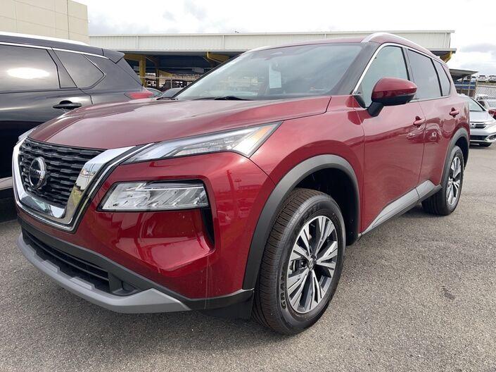 2021 Nissan Rogue SV Arecibo PR