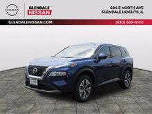 2021_Nissan_Rogue_SV_ Glendale Heights IL