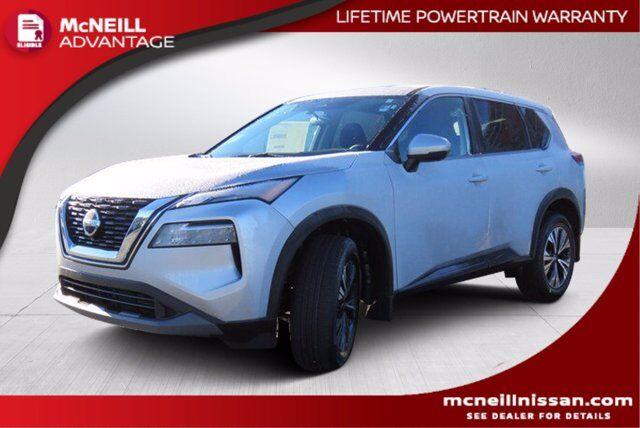 2021 Nissan Rogue SV High Point NC