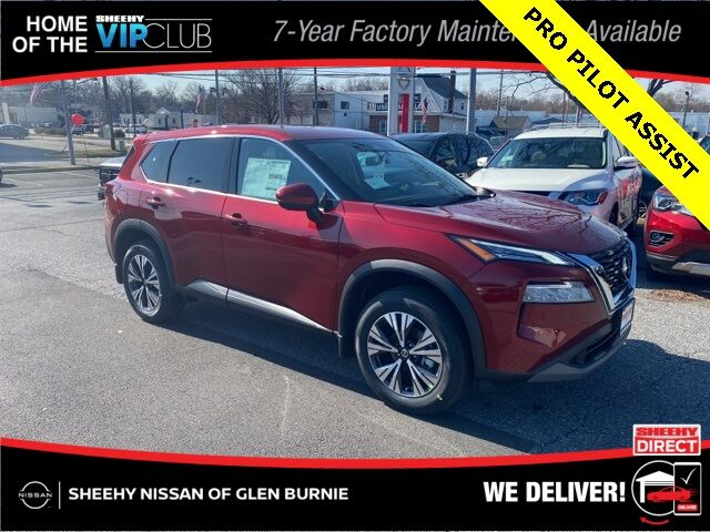 2021 Nissan Rogue SV Glen Burnie MD