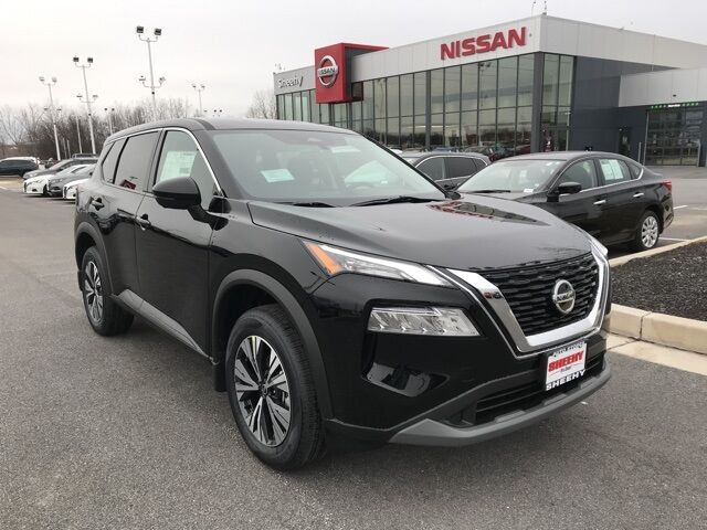 2021 Nissan Rogue SV White Marsh MD