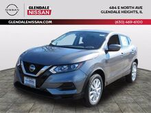 2021_Nissan_Rogue Sport_S_ Glendale Heights IL