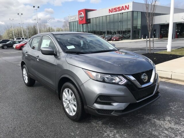 2021 Nissan Rogue Sport S White Marsh MD