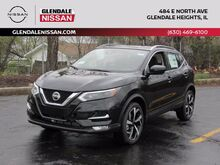 2021_Nissan_Rogue Sport_SL_ Glendale Heights IL