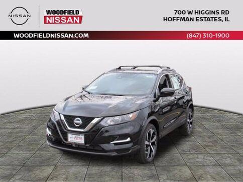 2021_Nissan_Rogue Sport_SL_ Hoffman Estates IL