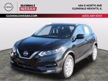 2021_Nissan_Rogue Sport_SV_ Glendale Heights IL
