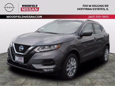 2021_Nissan_Rogue Sport_SV_ Hoffman Estates IL