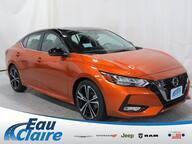 2021 Nissan Sentra SR CVT Eau Claire WI