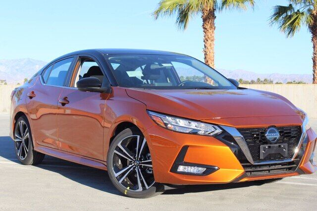 2021 Nissan Sentra SR Cathedral City CA