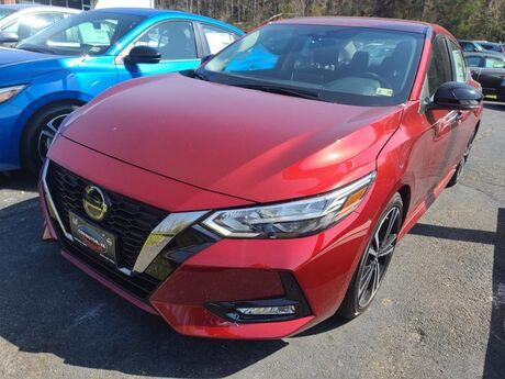 2021 Nissan Sentra SR Covington VA