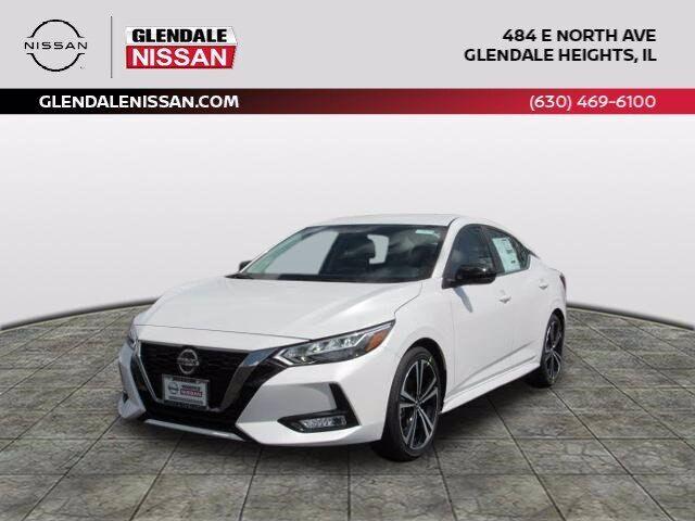 2021 Nissan Sentra SR Glendale Heights IL