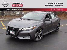 2021_Nissan_Sentra_SR_ Glendale Heights IL