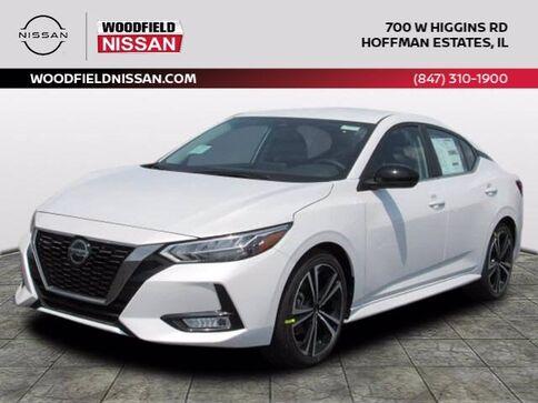 2021_Nissan_Sentra_SR_ Hoffman Estates IL