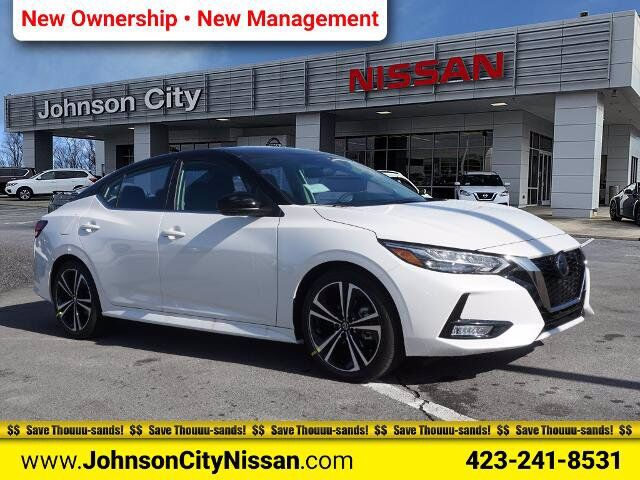 2021 Nissan Sentra SR Johnson City TN