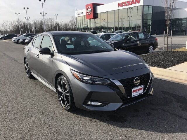 2021 Nissan Sentra SR White Marsh MD