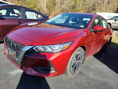 2021 Nissan Sentra SV Covington VA