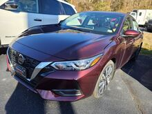 2021_Nissan_Sentra_SV_ Covington VA