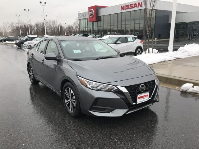 2021 Nissan Sentra SV White Marsh MD