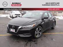 2021_Nissan_Sentra_SV_ Glendale Heights IL