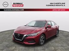 2021_Nissan_Sentra_SV_ Glendale Heights IL