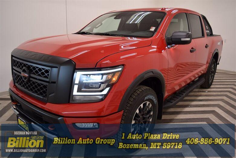 2021 Nissan Titan PRO-4X Bozeman MT