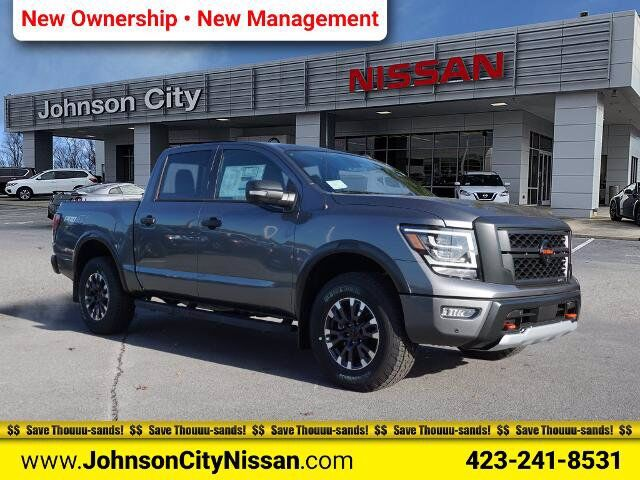 2021 Nissan Titan PRO-4X Johnson City TN